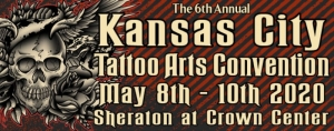 Kansas City Tattoo Arts Convention 2020