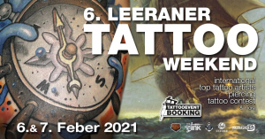 Leeraner Tattoo Weekend 2021