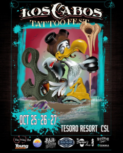 Los Cabos Tattoo Fest 2019