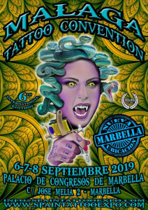 Málaga Tattoo Convention 2019