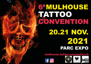 Mulhouse Tattoo Convention 2021