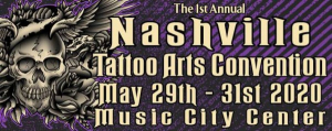 Nashville Tattoo Arts Convention 2020