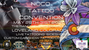 NoCo Tattoo Convention 2020