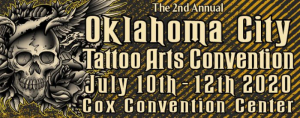 Oklahoma City Tattoo Arts Convention 2020