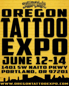 Oregon Tattoo Expo 2020