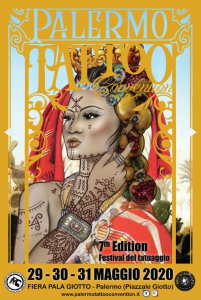 Palermo Tattoo Convention 2020