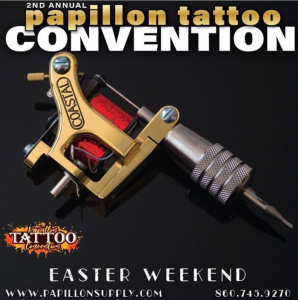 Papillon Tattoo Convention 2020