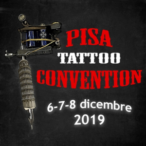 Pisa Tattoo Convention 2019