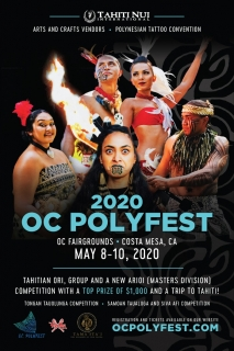 Polynesian Tattoo Convention 2020