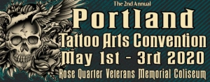 Portland Tattoo Arts Convention 2020