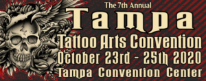 Tampa Tattoo Arts Convention 2020