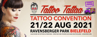 Tattoo Convention Bielefeld 2021