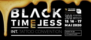 Black Timeless Tattoo Convention 2020