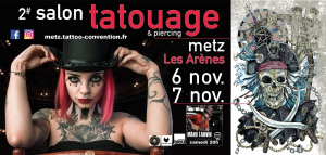 Tattoo Convention Metz 2021