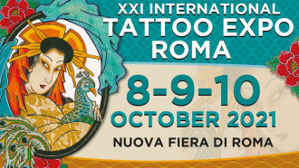 Tattoo Expo Roma 2021