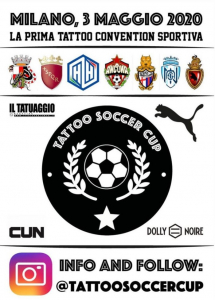Tattoo Soccer Cup 2020
