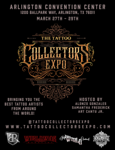The Tattoo Collectors Expo 2020