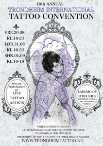 Trondheim Tattoo Convention 2019