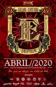Zacatecas Tattoo Expo 2020