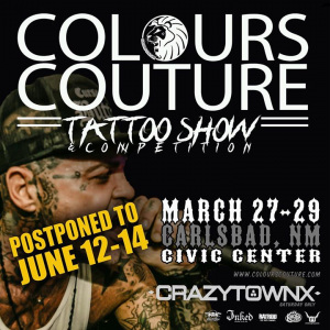 Colours Couture Carlsbad Tattoo Show 2020